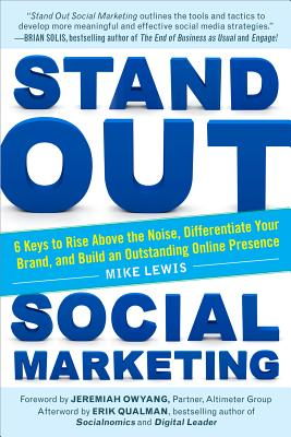 Stand Out Social Marketing By Lewis, Mike